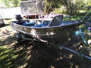 12 ft Meyers fishing boat for Sale in Elizabeth, PA