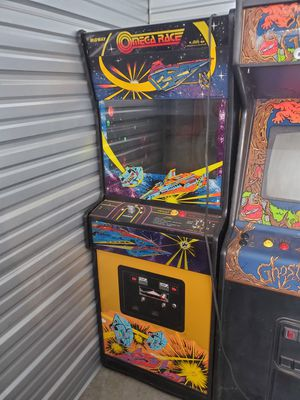 Omega race arcade game for Sale in Portland, OR