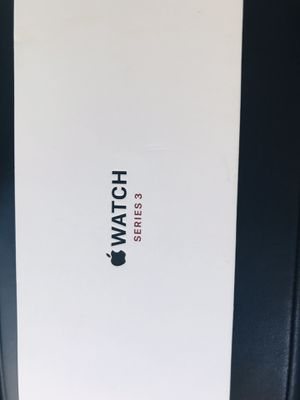 Apple Watch 3 cellular+WiFi for Sale in Pearl City, HI