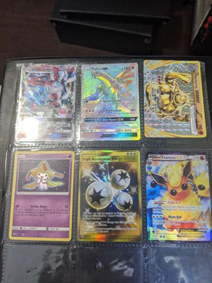 Pokemon Mega,Ex,and Gx cards Rare for Sale in West Bloomfield Township, MI