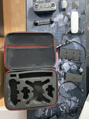 Dj Spark Drone + Accessories for Sale in Miami, FL