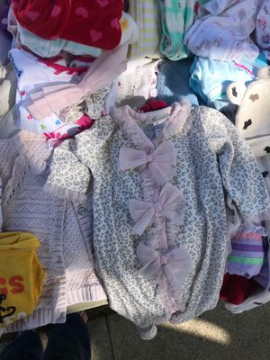 Beautiful Gap, Janie and Jack, Nordstrom, etc baby/toddler girl clothing, toys, etc for Sale in Redwood City, CA