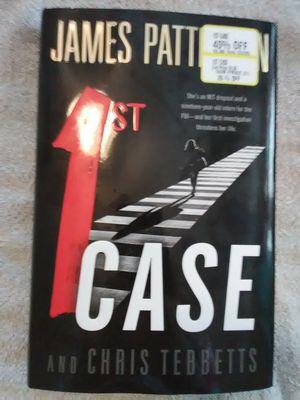 1st Case by James Patterson for Sale in Queen Creek, AZ