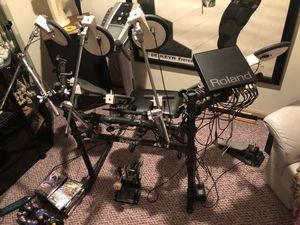 Roland Electric Drum Set for Sale in Franklin Park, IL