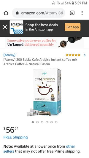 Coffe arabica 35 for Sale in Aberdeen, WA