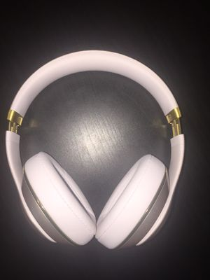 Wireless beats studio3: White & Gold for Sale in US