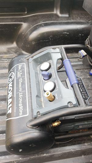 Kobalt air compressor for Sale in Columbus, OH