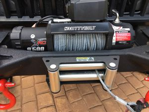 Smittybuilt XRC 9500 Winch with hand control and cover. Never been used. $225 for Sale in Hialeah, FL