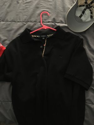 Burberry Polo Shirt 100% Authentic for Sale in Jamestown, NC