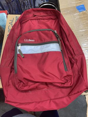 LL bean backpack for Sale in Kent, WA