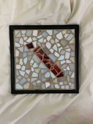 Glass mosaic I & M for Sale in Riverside, CA