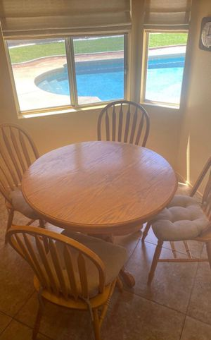 Kitchen Table and Chairs for Sale in Henderson, NV