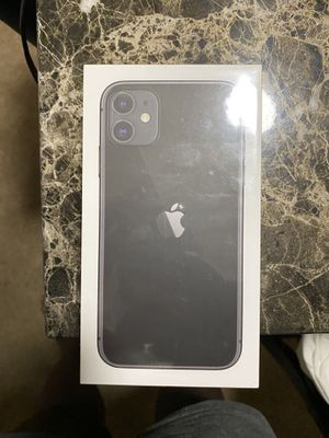 Brand New IPhone 11 128gb (Att/Cricket) Sealed for Sale in East Point, GA