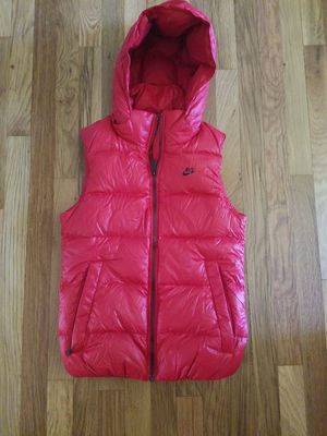 Nike down puffer vest for Sale in Clackamas, OR