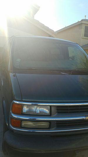 Express chevy 1500 v8 146xxx miles $1700obo for Sale in Phoenix, AZ