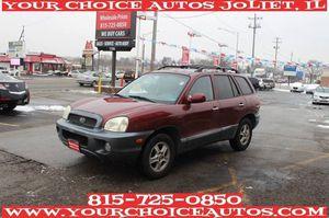 2004 Hyundai Santa Fe for Sale in Joliet, IL