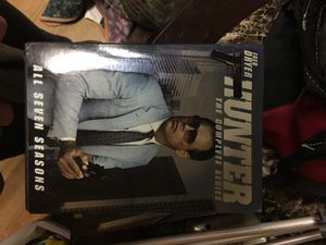 Hunter by Fred Dryer, the complete series, all 7 seasons. BRAND NEW, still in the original packaging. Never been opened. Hunter videos. for Sale in King, NC