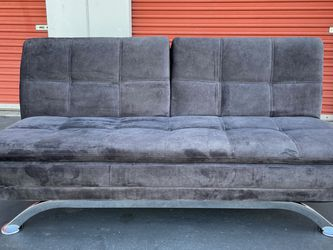 CLEARANCE   COSTCO Sofa Bed Lounger Futon, Gray   LIKE NEW 🔥$50 DOWN for Sale in San Diego,  CA