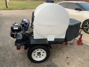 Mobile car wash trailer for Sale in Mesquite, TX