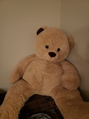 XL Teddy bear for Sale in Alafaya, FL