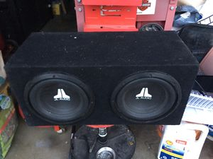 """JL Audio 10"""" Subwoofers for Sale in Castro Valley, CA"""
