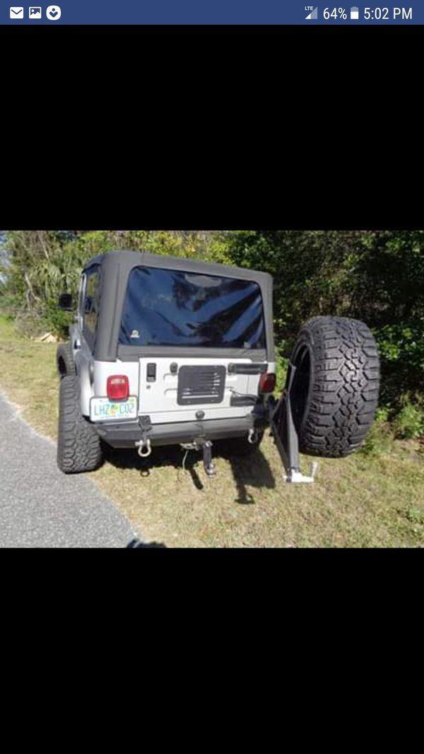 05 jeep lj tj Unlimited