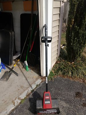 Toro Power Shovel electric for Sale in Silver Spring, MD