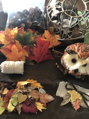 Harvest decorations for Sale in Vancouver, WA