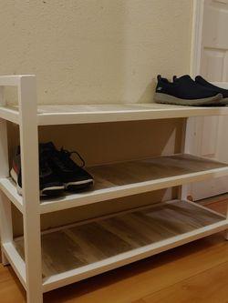 3 Tier Shoe Rack for Sale in Kent,  WA