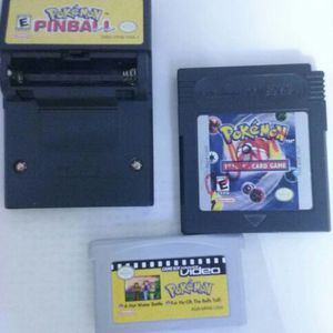 Pokemon pinball, video, trading card for Sale in Lake Stevens, WA