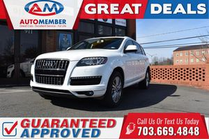 2011 Audi Q7 for Sale in Leesburg, VA