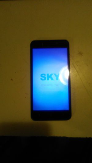 It's an unlocked Android phone 5.5 in screen for Sale in San Jacinto, CA