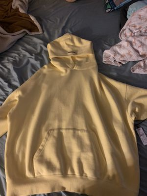 Fear of god yellow for Sale in Corona, CA