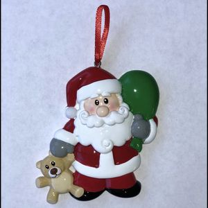 Santa's Toy Bag Personalized Christmas Ornament for Sale in San Antonio, TX