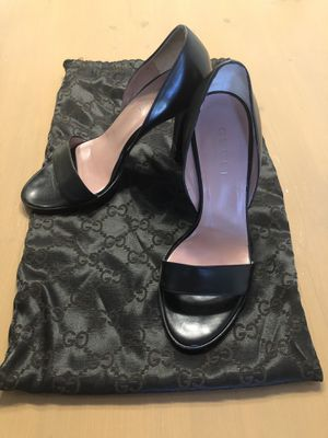 Gucci women's high heel shoes for Sale in Vero Beach, FL