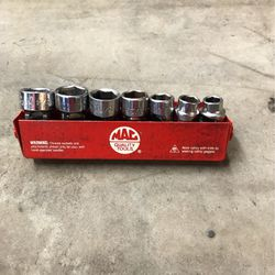 Mac Tools Universal Socket Set for Sale in Cape Coral,  FL