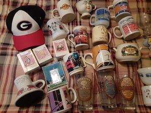 Mugs, misc items for Sale in Eastman, GA