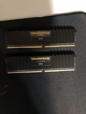 Corsair Vengeance LPX 16 GB Ram 2666 for Sale in Lincoln, NE