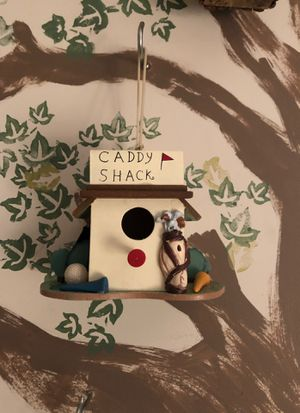 Caddy Shack Birdhouse for Sale in Marietta, GA