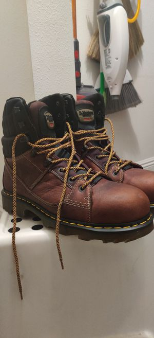 Dr Martens Industrial work boots sz 13 for Sale in Cypress, CA