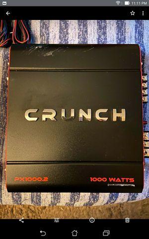 Crunch Amplifier for Sale in Fontana, CA