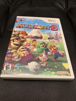 Nintendo Wii - Mario Party 8 for Sale in Wesley Chapel, FL