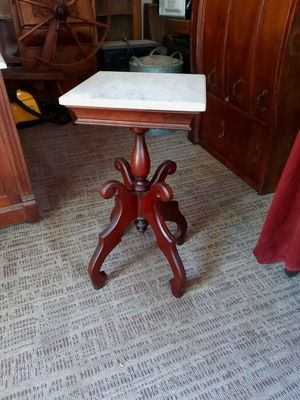 Antique Victorian lamp table for Sale in Hayward, CA
