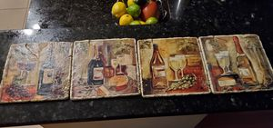 Kitchen Wall Plaques (5) for Sale in Jersey City, NJ