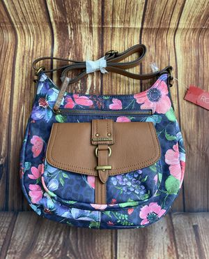 Rosetti Flowery Picnic Teresa Faux Leather Crossbody Purse Bag for Sale in Las Vegas, NV