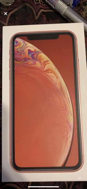 iPhone XR 256gb for Sale in Evansville, IN