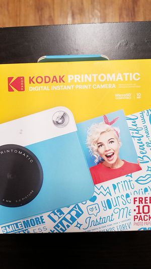 Kodak Printomatic Digital Instant Camera for Sale in Houston, TX