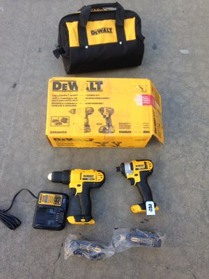 Dewalt 20v drill set for Sale in Los Angeles, CA