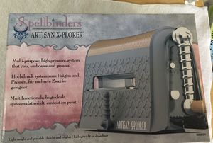 Artisan X-poorer by Spellbinders New for Sale in Clovis, CA