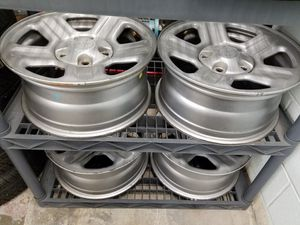 Alloy jeep rims for Sale in Lynnwood, WA